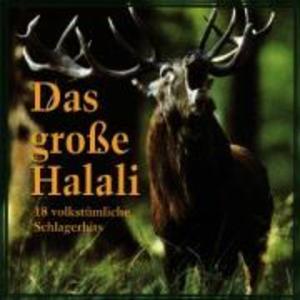 Das Grosse Halali als CD