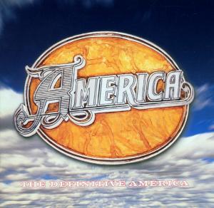 The Definitive America als CD