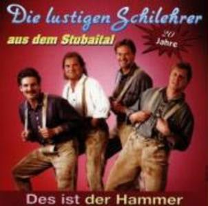 Des Is Der Hammer als CD