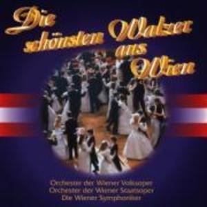 Die Schönsten Walzer Aus Wien als CD