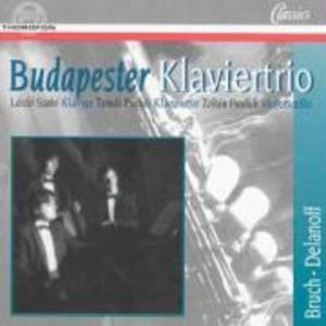 Max Bruch/Robert Delanoff als CD