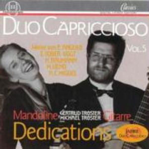 Dedications-Duo Capriccioso als CD