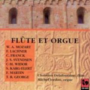 Flöte und Orgel als CD