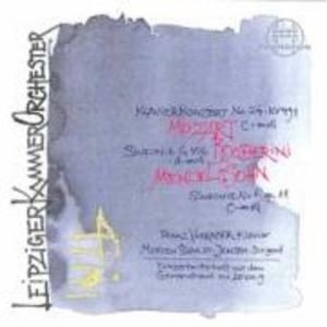 Klavierkonzert KV 491/+ als CD