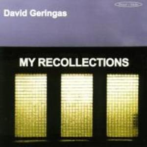 My Recollections-Werke Für Violoncello & Klavier als CD
