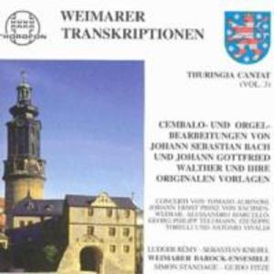 Weimarer Transkriptionen