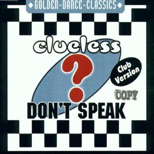 Dont Speak als CD