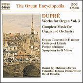 Orgelwerke Vol.3 als CD