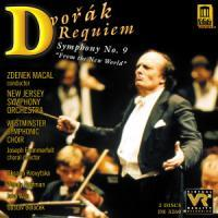 Dvorak:Requiem/Sinf.9 als CD