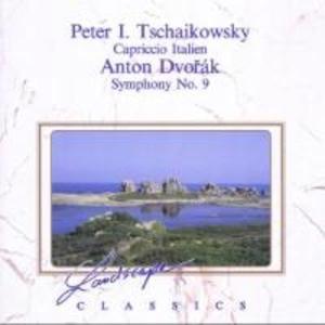Capriccia Italien/Sinfonie 9 als CD
