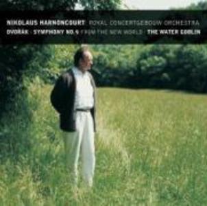 Sinfonie 9/The Water Goblin als CD