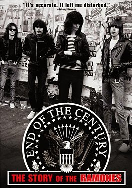 Ramones - End of the Century - The Story of The Ramones als DVD
