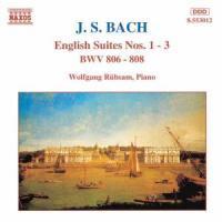 Englische Suiten 1-3 als CD