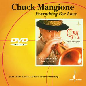 Everything For Love als Audio DVD