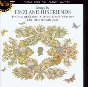 Songs By Finzi And His Friends als CD