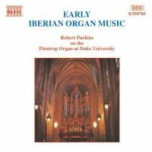 Frühe Iberische Orgelmusik als CD