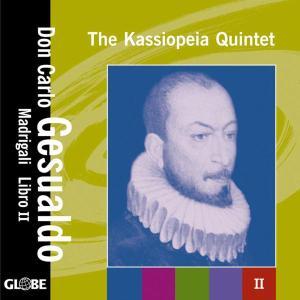Gesualdo: Madrigali,Libro II als CD