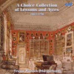 A Choice Collection Of Lessons And Ayres als CD