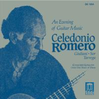 Romero,Cel.Gitarrenabend als CD
