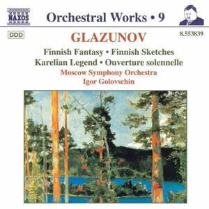 Orchesterwerke Vol.9 als CD