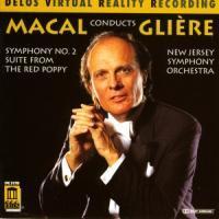 Sinfonie 2/Red Poppy Suite als CD