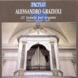 21 Sonaten Für Orgel