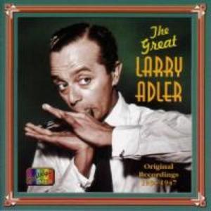 The Great Larry Adler als CD