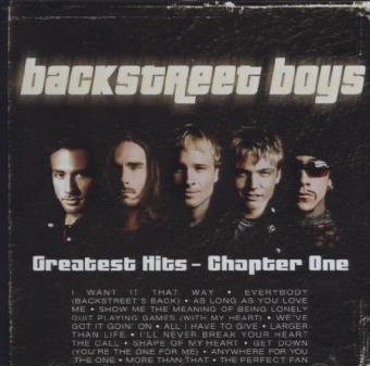 Greatest Hits-Chapter 1 als CD
