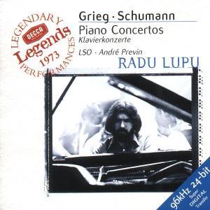 Klavierkonzerte A-moll als CD