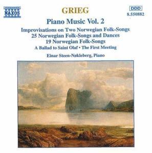 Klavierwerke Vol.2 als CD