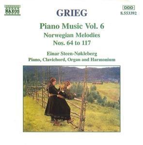 Klavierwerke Vol.6 als CD