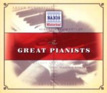 Grosse Pianisten als CD