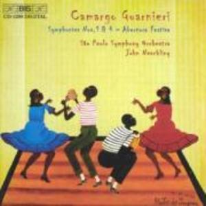 Sinfonien 1 Und 4/+Abertura Festiva als CD