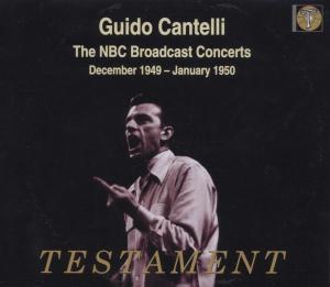Die NBC Radiokonzerte Dezember als CD