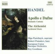 Apollo E Dafne/Der Alchemist als CD