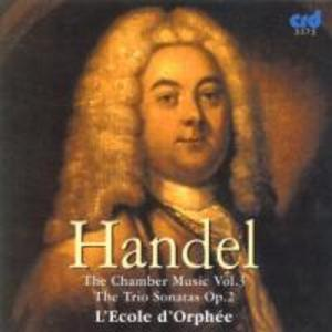 Händel Chamber Music Vol.3 als CD