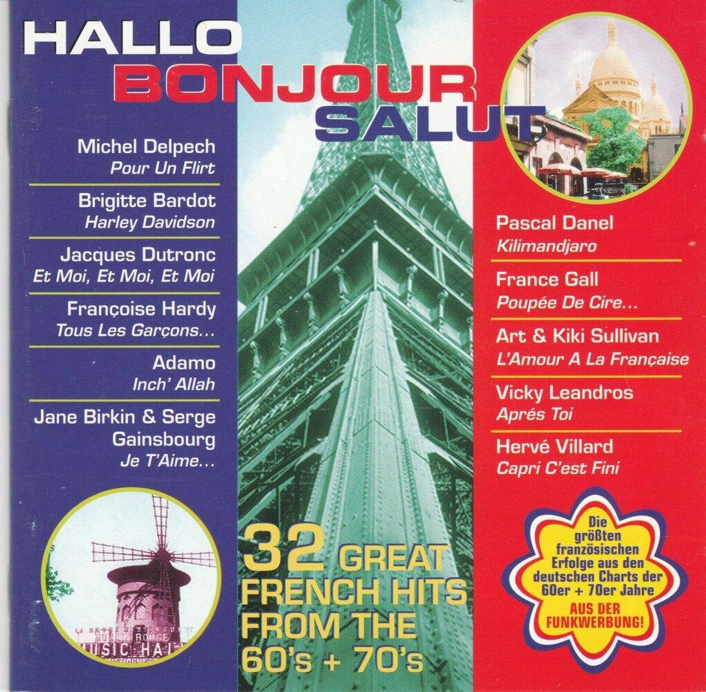 Hallo,Bonjour,Salut Vol.1 als CD