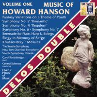 HOWARD HANSON-VOL.1 als CD