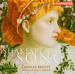 Shakespeare In Song als CD