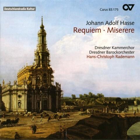Requiem/Miserere als CD