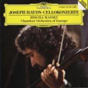 Cellokonzerte 1+2/+ als CD