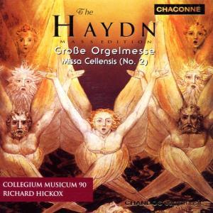 Grosse Orgelmesse/Mariazeller Messe als CD