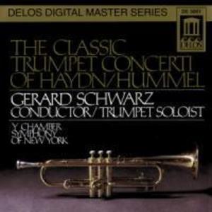 Haydn/Hummel/Trompetenkonz. als CD