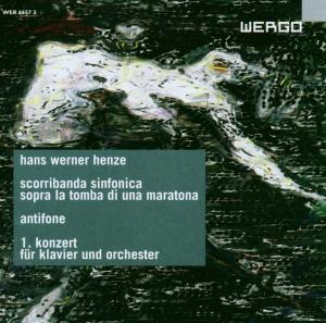 Scorribanda Sinfonica,Antifone als CD