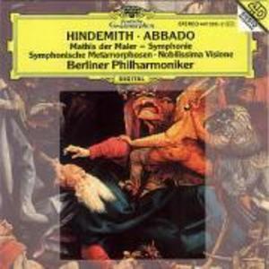 Mathis Der Maler/Nobilissima/+ als CD