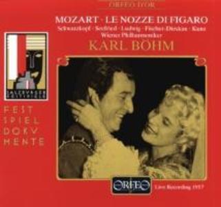 Le nozze di Figaro als CD