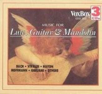 Musik für Laute,Gitarre und Mandoline