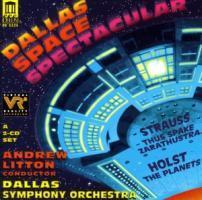 Space Spectacular/Litton als CD