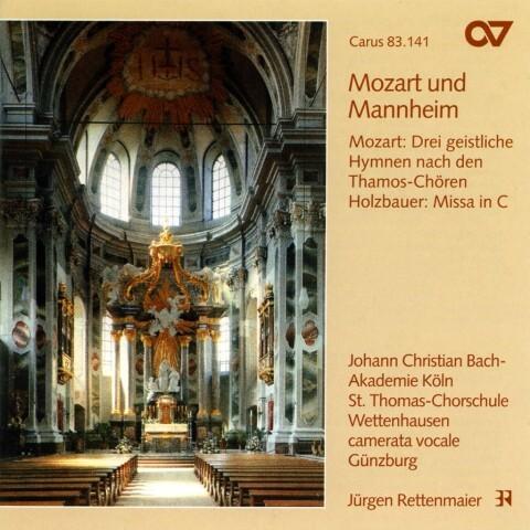 Mozart Und Mannheim als CD