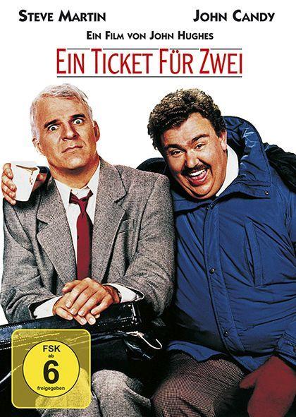 Ein Ticket für Zwei als DVD